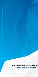 Atnesis Company Profile Design