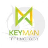 Keyman Logo Design