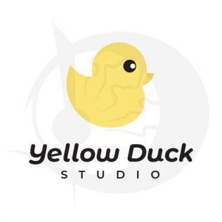 Yellow Duck Logo Design