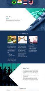 Website Design BM Trading Inc.